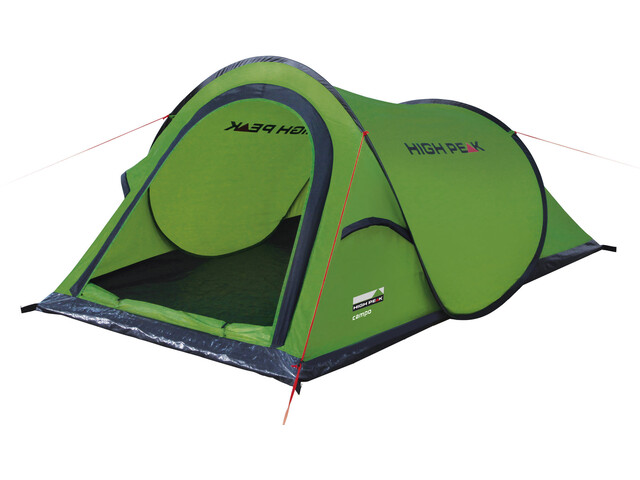 High Peak Campo Tent Green/Phantom